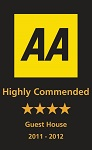 AA Highly Commended